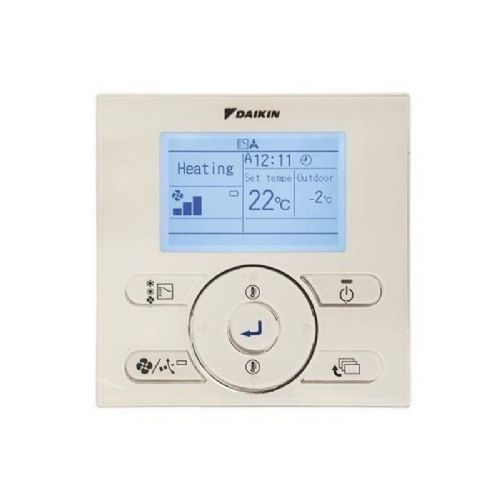Daikin Air Conditioning Hard Wired Remote Controller BRC1E53A7 Multi, Split, Super Multi & SkyAir